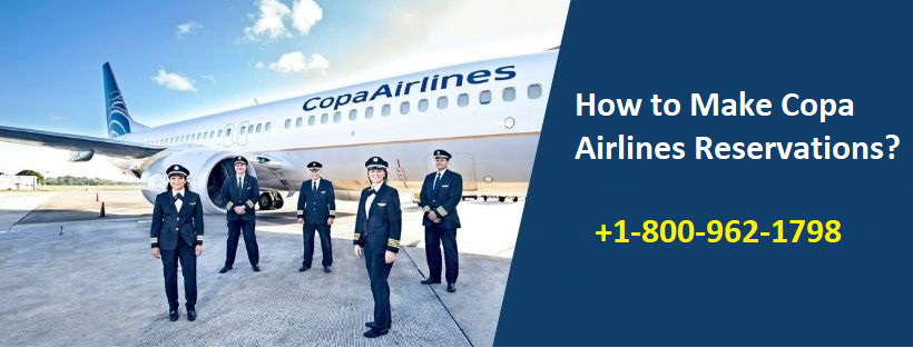 How to Make Copa Airlines Reservations