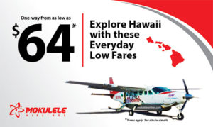 Mokulele airlines flight deals