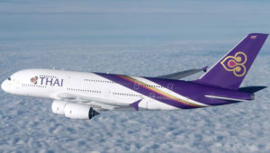 Thai Airways booking