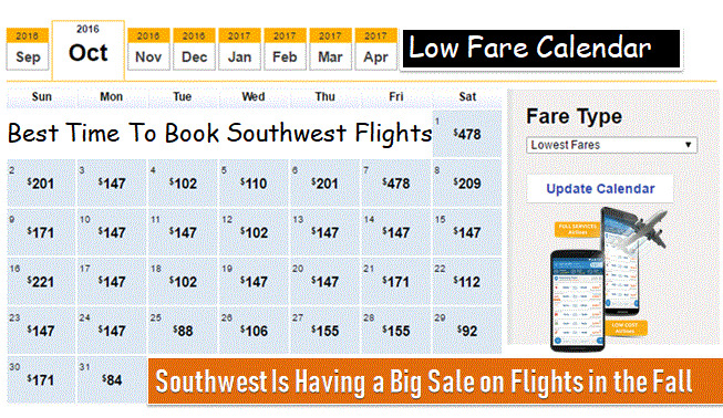 southwest-airlines-low-fare-calendar 2020